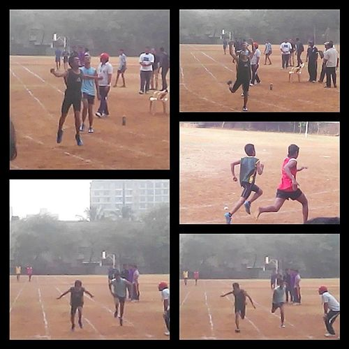 One of the best race ever experienced 400m first time gold yeah With a gr8 timing !!! o(^^o) Annualsports Bhavanscollege 400m  Run Race Sprint 1st Position Goldmedal 800m Bronze Enjoyed Sports Practicetillyougetit Power Fitness Stamina Lovesports Dedicated Limit Happy Workout Crossfit Nevergiveup Furtherfasterstronger runtoinspire instarunner like4like follow4follow