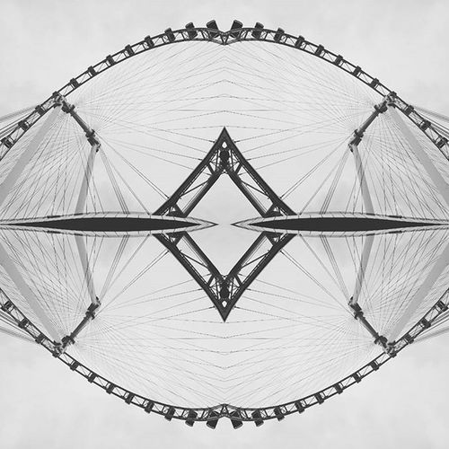 This is what will become of both the Singaporeflyer and the LondonEye whenever i snap them with a camera.😂😂😂😂 Abstract Architecture Streetphotography Abstractart Design Creative Improvised ArtsyFartsy Archilovers ArchiTexture Archidaily Urban Concrete Lookingup_architecture London Symmetry Diagonal_symmetry Singapore Sky_high_architecture Instagram Ig_minimalshots Minimalexperience Minimal_perfection minimal minimal_shots minimalism urban patterns tv_pointofview