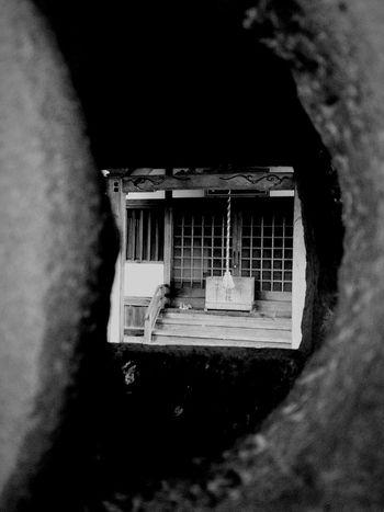 Shrine stone lantern Shinto Shrine StoneLantern Black And White Monochrome Smartphonephotography Taking Photos