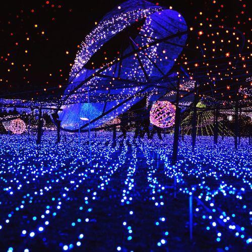 Best Christmas Lights Night Lights Night Photography Double Exposure SONY A7ii Silhouette Blue Lights  Pinklights Illustration Silent Night Relaxing Eye4photography  #no Landmark Taking Photo in Saku Nagano Japan 3週間前に撮影した写真😅🎄🎉リベンジします!ありがとうございます😊🙏