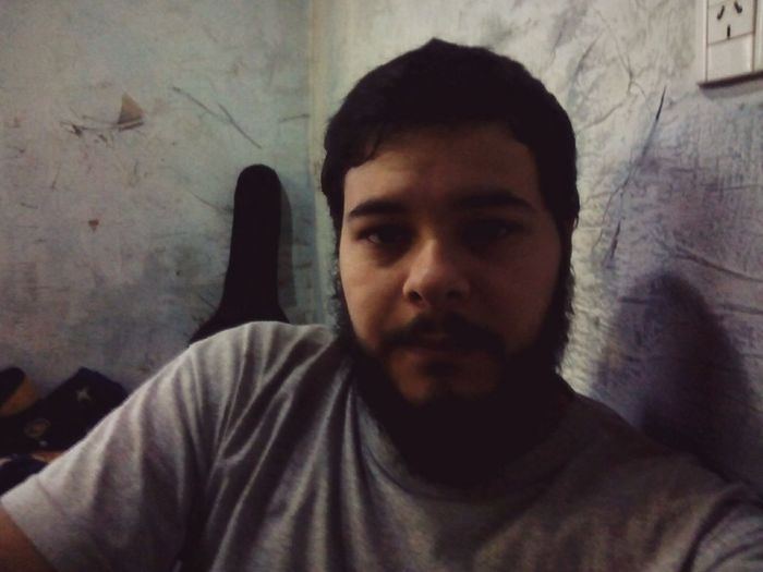 Vscocam Color Portrait Beard Life Self Portrait Portrait Vintage Photo