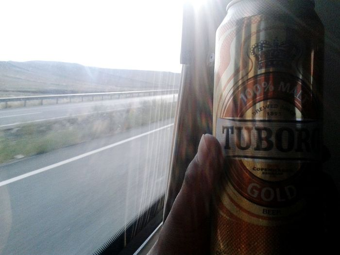 En sevdigim Tuborg Beer