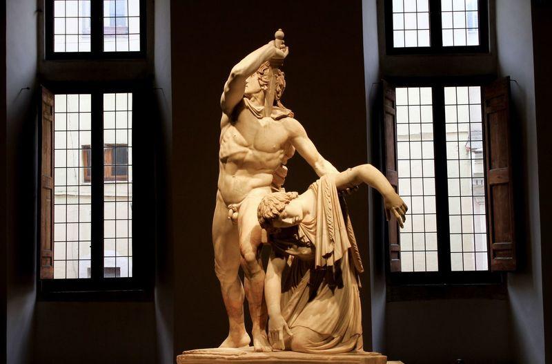 Suicidal galata, national roman museum of palazzo altemps