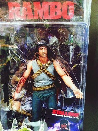 Rambo Firstblood Taking Photos