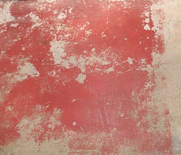 This floor is just art. Abstract Red Backgrounds Textured  Full Frame Ink Paint Pattern Close-up No People Day Store Decor Urbanlifestyle City EyeEmNewHere Indoors  Love Break The Mold Art Is Everywhere Vintage Style Funcolors Shoppingcenter Art Deco