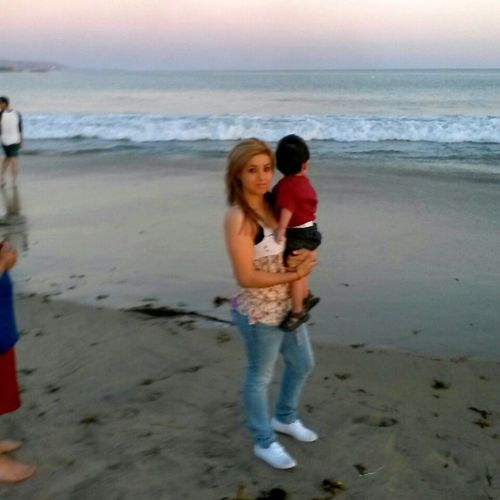 At the beach:) Beautiful Day Corona De mar::