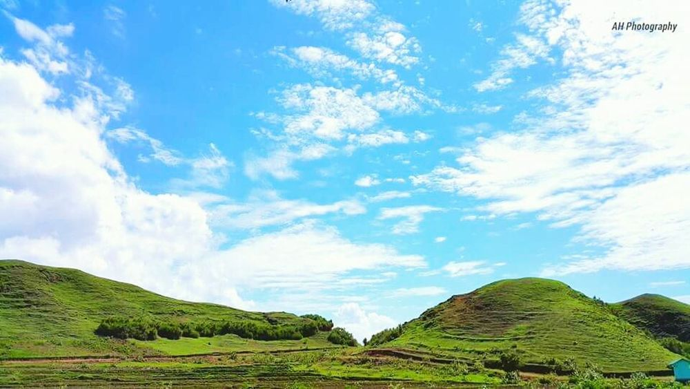 Seger hill, Lombok. Landscape Blue Cloud - Sky Sky Nature Scenics No People Outdoors Beauty In Nature Day Beauty In Nature Agushariantophotography