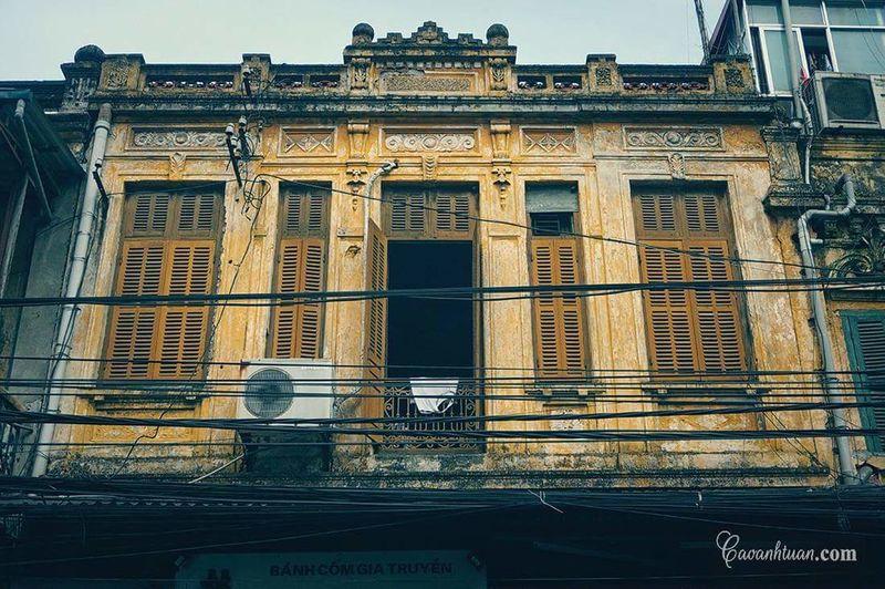 Hanoi, Vietnam Architecture Outdoors History Built Structure Window Caoanhtuan