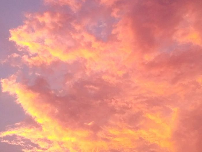 Sunset Backgrounds Dramatic Sky Cloud - Sky Cloudscape Nature Orange Color Beauty In Nature Sky Vibrant Color Abstract Scenics Sky Only Heaven Outdoors No People Textured  Sunlight Wanderlust
