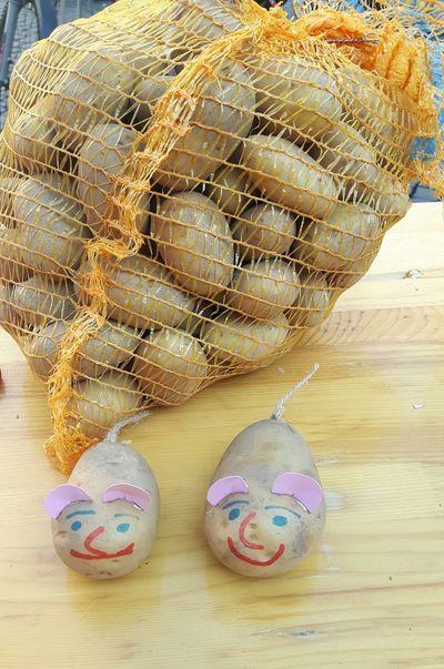 Kartoffeln Einfach So :)