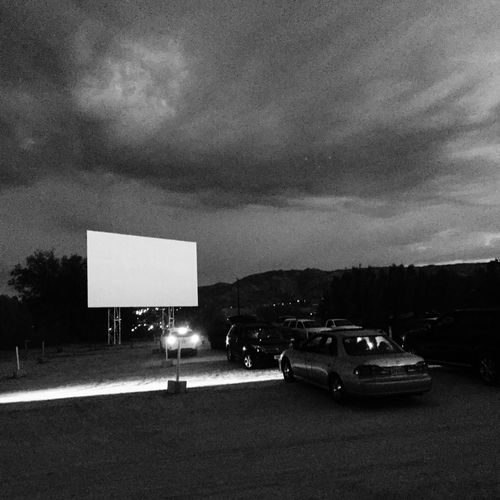 At the Drive-In Movies Drive-in Other Desert Cities Nightlife