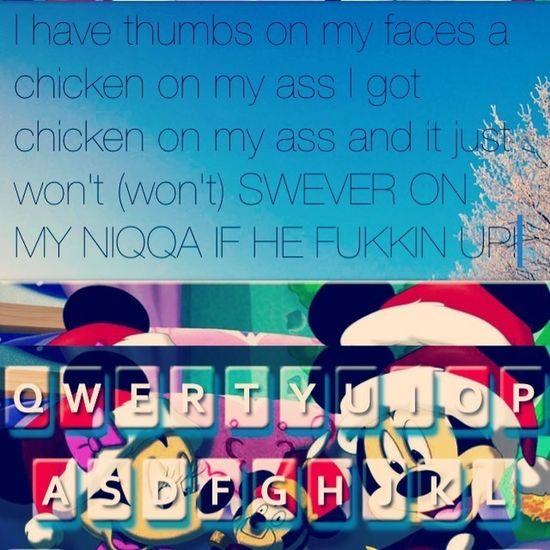 My rap swaqq