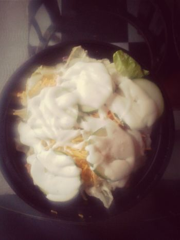 Salad Made By Me!  :)