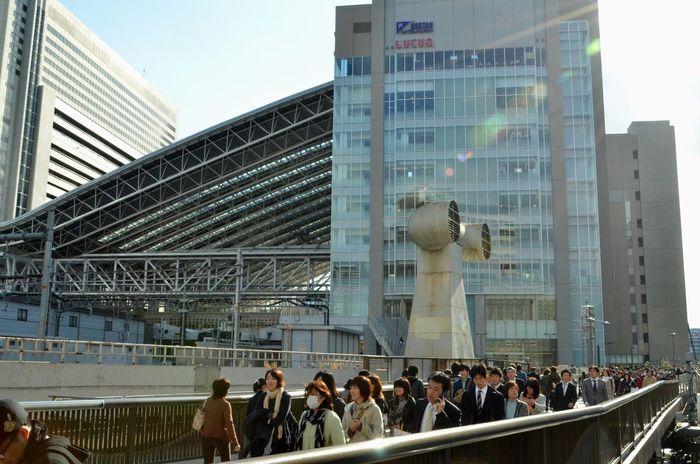 Japan OSAKA Umeda Osaka Station