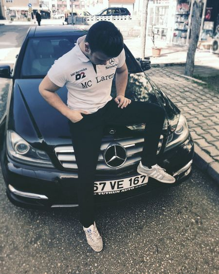 Mercedes-Benz First Eyeem Photo