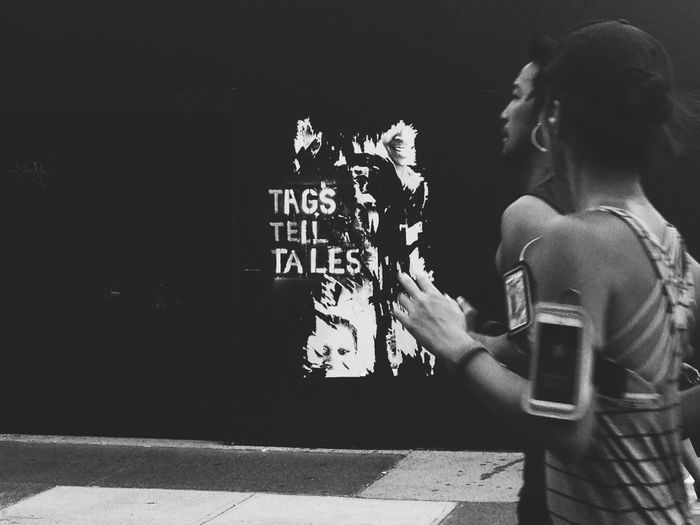 Tags tell tales. Streetphoto_bw Street Art/Graffiti Summer Streets Vscocam Black And White Eyem Best Shots