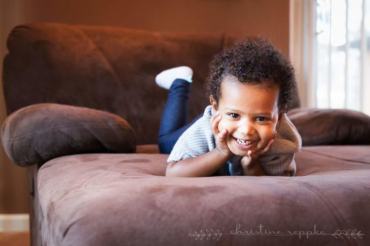 Child Smiling House Happiness Portrait Girls Beautiful People Living Room Curly Hair Beauty Fun Cheerful Childhood Lifestyle Photography