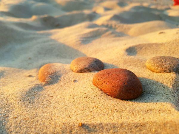 Słońce I plaża. EyeEm Selects Beach Sand Water Desert Sea Sand Dune Close-up Sky