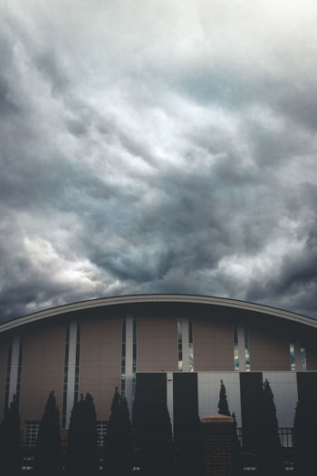 Dramatic skies. City Sky Architecture Cloud - Sky Building Exterior Built Structure Close-up Storm Cloud Overcast Thunderstorm Dramatic Sky Cloudscape Weather Storm Atmospheric Mood