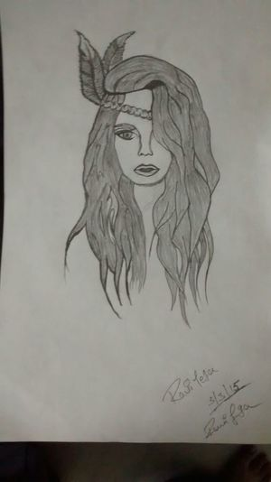 New drawing