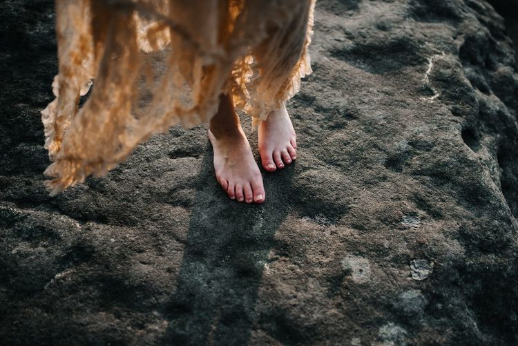 Cold Stone Feet Feets Close-up Morning Light EyeEmNewHere EyeEm Best Edits EyeEm Best Shots Portrait Of A Woman Outdoors Stone Walk Leg Light Light And Shadow Light And Shadow Windy Dress Foot Low Section Land Human Leg Human Body Part Summer Road Tripping The Creative - 2018 EyeEm Awards The Fashion Photographer - 2018 EyeEm Awards The Week On EyeEm Editor's Picks 2018 In One Photograph