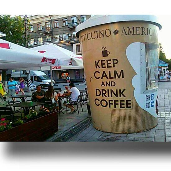 Streetphotography Coffee кофе☕💺✈ кофехауз
