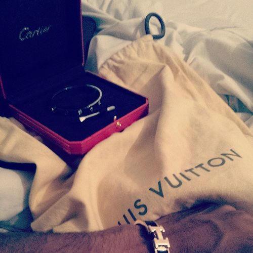 Cartier Hermes Vuitton what else
