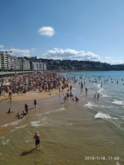 playa de la