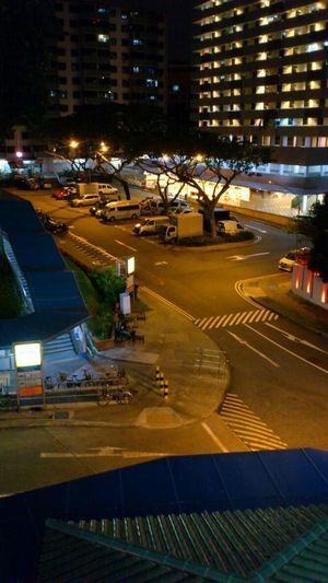 Singapore- Jalan Kukoh housing estate SonyEricssonST18i Mobilephotography