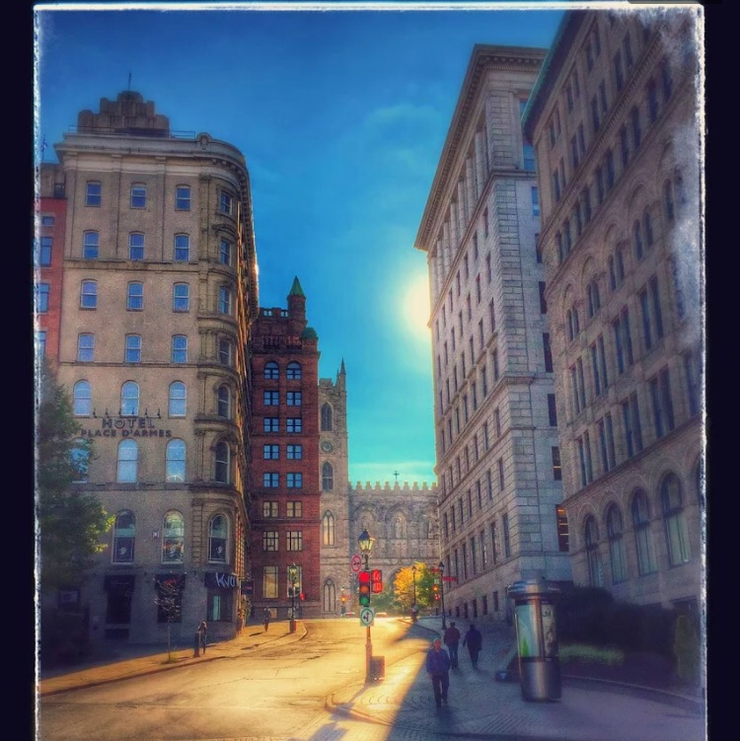 building exterior, architecture, built structure, city, transfer print, building, street, city life, residential building, auto post production filter, sky, sunlight, residential structure, incidental people, the way forward, road, window, day, office building