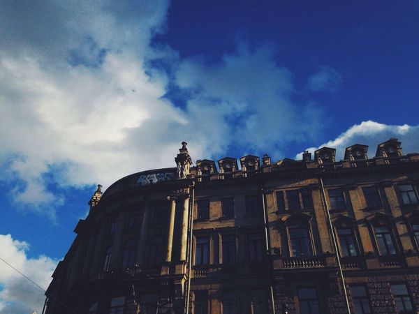 Sky And Clouds небо смотри вверх ближе к небу