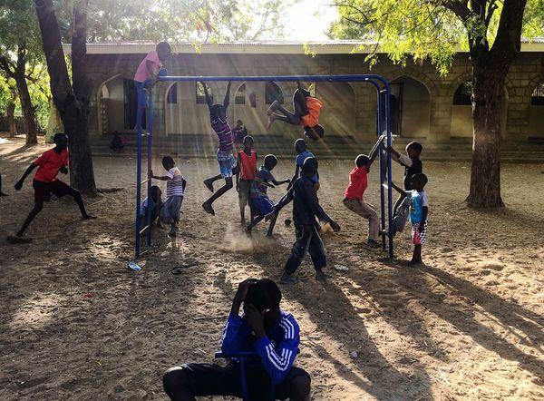 Kids Playground Kenya The Graphic City EyeEmNewHere