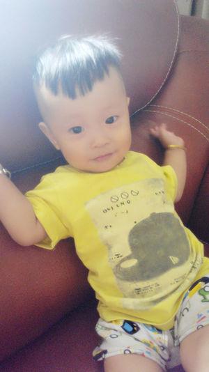 Cute♡ ,my nephew