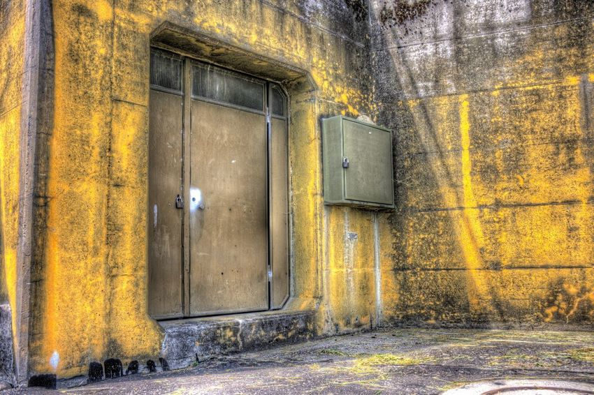 DDESIGN HDR PICTURE Hdrphotography Hdr Edit Hdr_Collection EyeEm Best Shots HDR First Eyeem Photo Yellow Architecture Built Structure Building Exterior No People Entrance Building Weathered Abandoned Road Closed Outdoors Old Wall Door Wall - Building Feature Day Graffiti City The Street Photographer - 2018 EyeEm Awards The Creative - 2018 EyeEm Awards The Architect - 2018 EyeEm Awards EyeEmNewHere