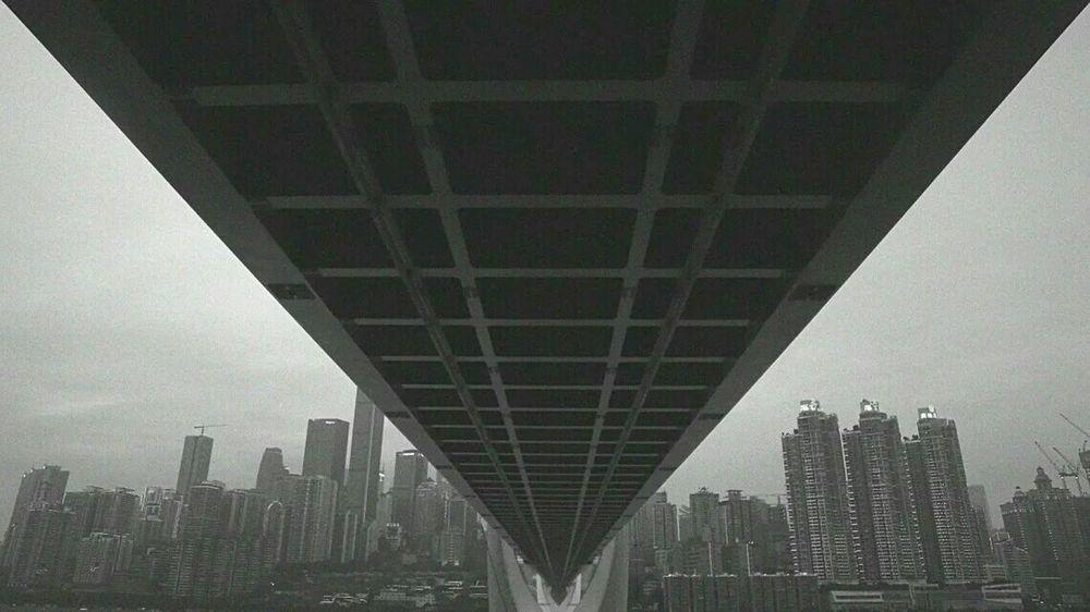 I love chongqing I love u Bridge - Man Made Structure First Eyeem Photo