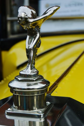 Car Bonnet Car Body Parts Rolls Royce Spirit Of Ecstasy Hood Ornament Close Up Classic Car Car Photography