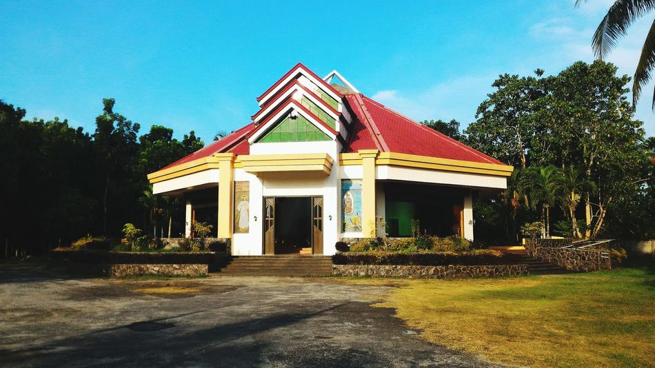 Chapel Seminary Christianity Eyeem Philippines Bicolandia Jesusisalive