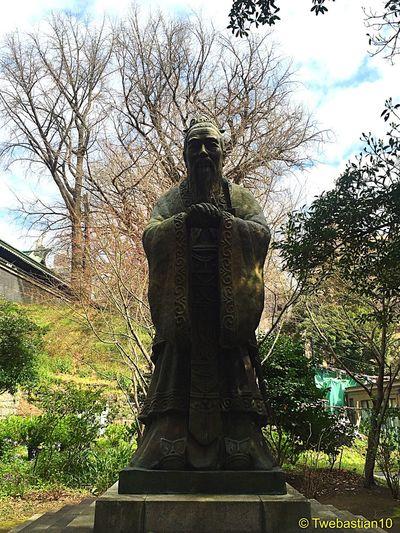 Huge Statue