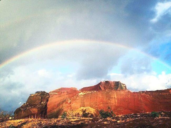 Encontré la libertad. No People Rural Life Rural Scene Perfectnature Rainbow Sky Rainbow🌈 Woman Around The World Life Is Beautiful Beauty In Nature