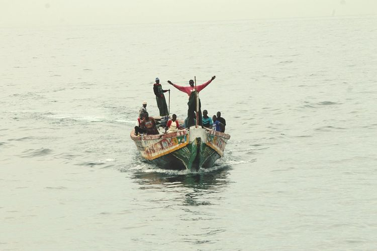Goree Island Lifestyles Scenics Real People Savethemoment Africanpeople
