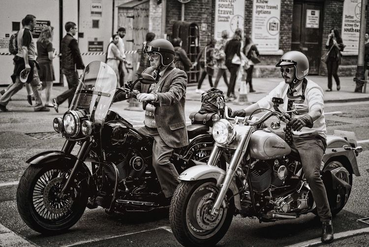 Motorcycle Men Crash Helmet Transportation Riding Mode Of Transport Biker Building Exterior Land Vehicle Streetphotography Harley Davidson Harley Street Photography London London Lifestyle Built_Structure Lifestyles Outdoors City City Life Street Road Adult Arts Culture And Entertainment Day Let's Go. Together. EyeEm Selects EyeEm LOST IN London The Week On EyeEm Connected By Travel Second Acts Postcode Postcards Be. Ready. An Eye For Travel Adventures In The City