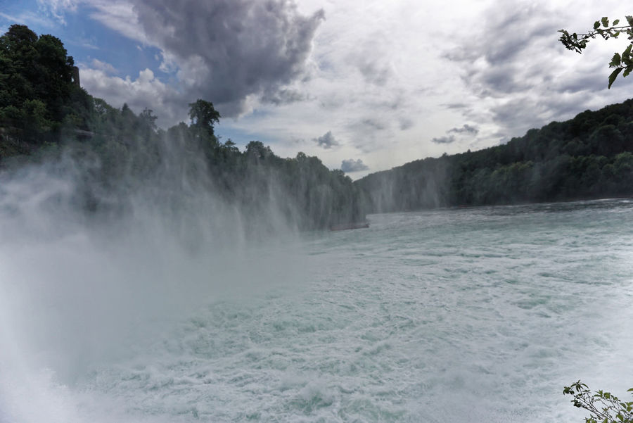 Beauty In Nature Flowing Flowing Water June Showcase Majestic Motion Nature No People Outdoors Power In Nature Rhine Falls Scenics Splashing Tourism Travel Destinations Waterfall Showcase June