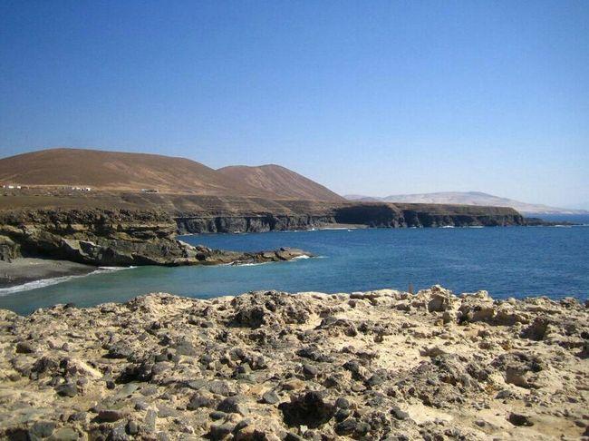Ajuy (Fuerteventura, Spain) Fuerteventura Sea Landscape