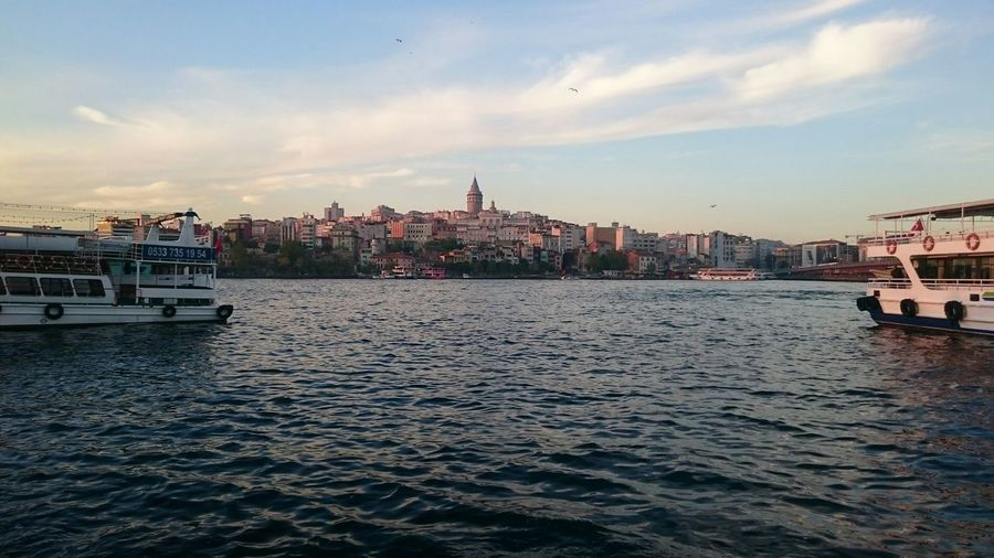 No Filter, No Edit, Just Photography Nofilter Nofilter#noedit Nofilters Nofilterneeded Galata Galatakulesi Galata Tower Ferry Galatatower Ferryboat Sea And Sky Sea Skyporn Istanbullovers