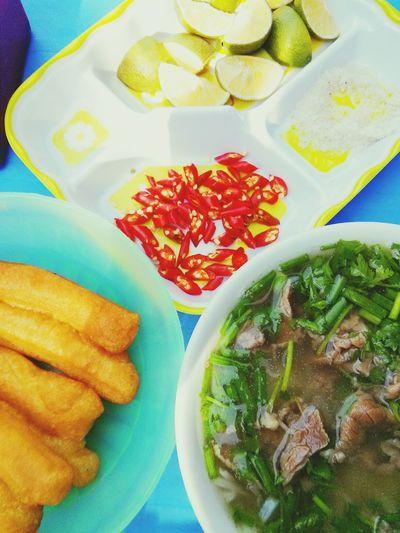 Pho Hanoifood Streetfood Hanoi