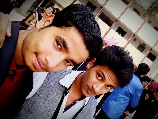 With My Bestie <3 Neeraj First Eyeem Photo
