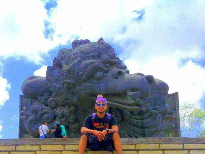 Garuda Wisnu Kencana Park Bali, Indonesia