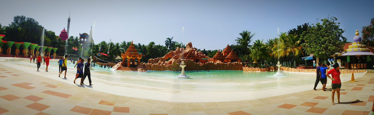 Waterscape Water Kingdom Water Polo✌ Poolside Pooltime Swimming Pool Cheese! India Panoramashot Panoramic View Panoramic Photography Panoramic Landscape