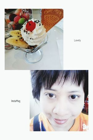 sweet... Relaxing That's Me Kureisaki Ice Cream Time