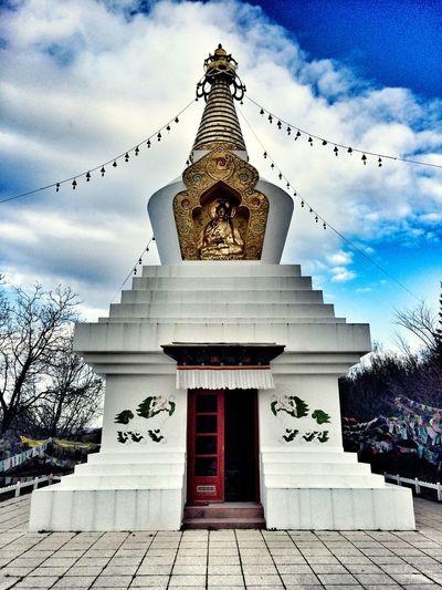 Tar, Hungary Stupa Buddhism Spiritual Center Wisdom Asian Culture Amazing Architecture